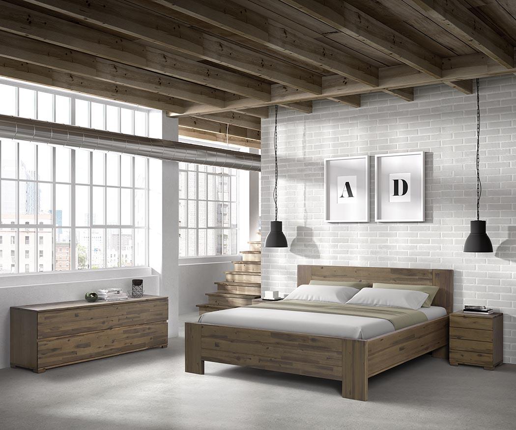 Meubelen van houdt producent van slaapkamers - Eigentijdse stijl slaapkamer ...